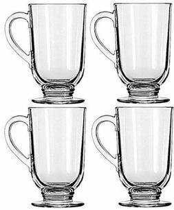 Libbey 10.5-ounce Irish Coffee Mug, 4-piece Set