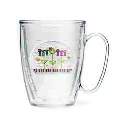 Tervis 1049757 Hallmark - Mom Flower Insulated Tumbler with