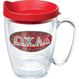 Tervis 1078460 Fraternity - Alpha Chi Omega Tumbler with Emb