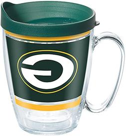 Tervis 1257343 NFL Green Bay Packers Legend Tumbler with Wra