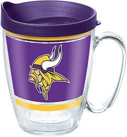 Tervis 1257539 NFL Minnesota Vikings Legend Tumbler with Wra