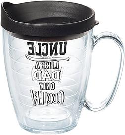 Tervis 1258385 Uncle-Like a Dad Insulated Tumbler with Wrap