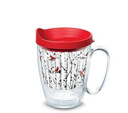 Tervis 1270139 Mug with Lid, Enjoy a calm winter day with ca