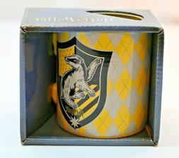 Harry Potter 14 oz Ceramic Mug Hufflepuff Hogwarts School of