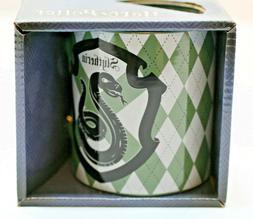 Harry Potter 14 oz Ceramic Mug Slytherin  Hogwarts School of