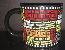 14 oz Classic Movie Mug Quotes