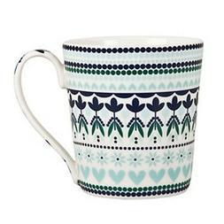$144! NWT Denby Monsoon Tangier Set of 4 Coffee Tea Kitchen