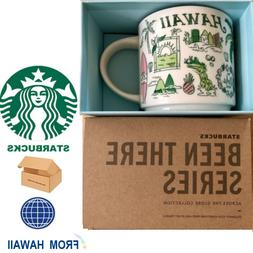 ☕️14oz Mug Starbucks HAWAII Collection Been There Series