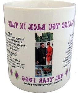 1966 Year In History Coffee Mug Includes Gift Box Born In 19