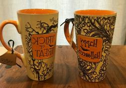 Spectrum Designz  Mugs Set Trick Or Treat Hocus Pocus Happy