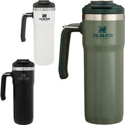 Stanley 20 oz. Classic TwinLock Insulated Stainless Steel Tr