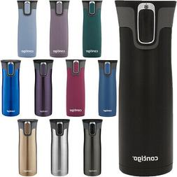 Contigo 20 oz. West Loop 2.0 Autoseal Stainless Steel Travel