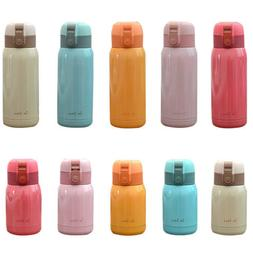 Cute Portable Stainless Steel Vacuum Cup Thermos Bottle Flas
