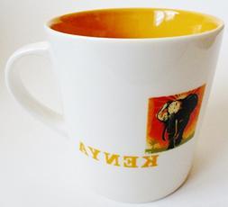 Starbucks 2005 Kenya Arabia Region Coffee Mug