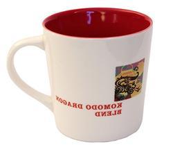 Starbucks 2005 Komodo Dragon Blend Coffee Mug