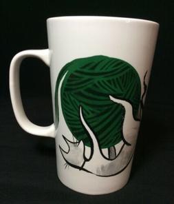 Starbucks 2015 Cat Playing With Yarn 16 Oz. Mug, New, Unused