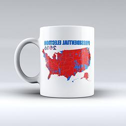 2016 Presidential Election Coffee Mug Ceramic Mug 15OZ