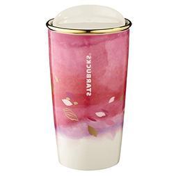 Starbucks 2016 Sakura Travel To-Go Pink Day Mug