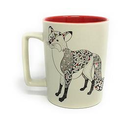2017 Holiday Collection Ceramic Mug 12oz- FOX