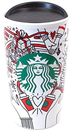 Starbucks Holiday Double Wall Traveler