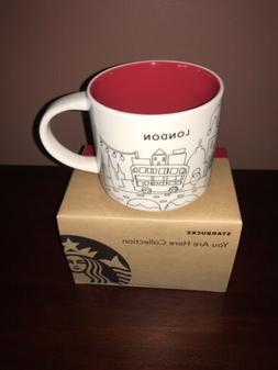 Starbucks 2017 London YAH Mug Holiday