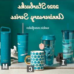 2020 Starbucks Singapore Anniversary Siren Mermaid Tumbler M