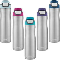 Contigo 24 oz. Chill Autoseal Stainless Steel Water Bottle