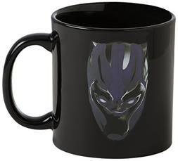 Vandor 26563 Marvel Black Panther Heat Reactive Color Changi