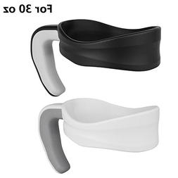 2Pack-Lavince Cup Handle Anti-Slip Grip Accessories holder F