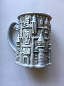 Disney-3-D  Cinderella's Castle Mug