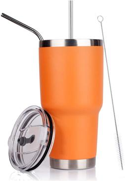 Dynamic Se 30Oz Tumbler Double Wall Stainless Steel Vacuum I