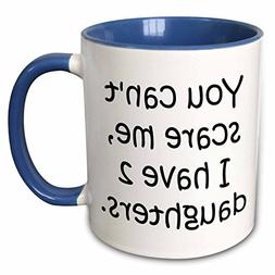 3D Rose 6 mug_218464_6 Ceramic, Blue/White