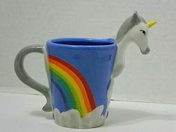 3D Unicorn Coffee Mug