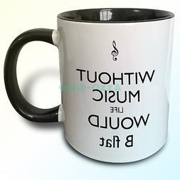 3dRose mug_173351_4 Two Tone Mug, Black, 11 oz