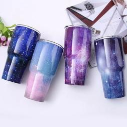 3pcs Stainless Steel Coffee Mug Cup Insulated 30oz Tumbler w