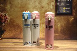 400ml Hello Kitty Stainless Steel Thermal insulated Thermos