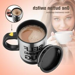 400ml Self Stirring Mug Coffee Cup Auto Mixer Drink Tea Home