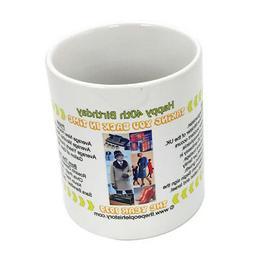 40th Birthday Gift - 1979 Year In History Coffee Mug include