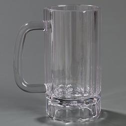 Carlisle 4396507 Lexington Plastic bar Mug, Polycarbonate, C