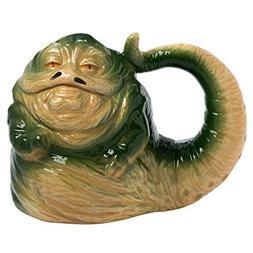 Vandor 55695 Star Wars Jabba The Hutt Shaped Ceramic Soup Co