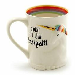 "Enesco 6000548 Our Name Is Mud ""Magical Unicorn"" Stonewa"