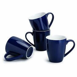 Sweese 601.103 Porcelain Mugs - 16 Ounce  For Coffee, Tea, S