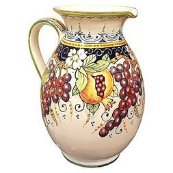 CERAMICHE D'ARTE PARRINI - Italian Ceramic Art Pottery Vase