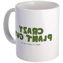 CafePress - Crazy Plant Guy Mug - Unique Coffee Mug, Coffee