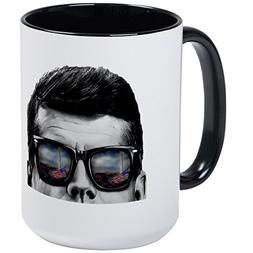 CafePress - Large Mug - Coffee Mug, Large 15 oz. White Coffe