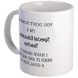 CafePress - Special Education Teacher Mugs - Unique Coffee M
