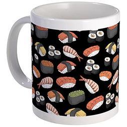 CafePress - Sushi, I Love Sushi Mugs - Unique Coffee Mug, Co