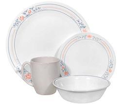 Corelle Livingware 16 piece Dinnerware Set, Service for 4, A