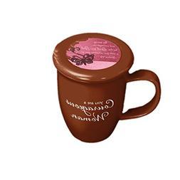 Courageous Woman Mug