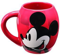Disney Mickey Mouse 18 Oz. Oval Ceramic Mug 89063